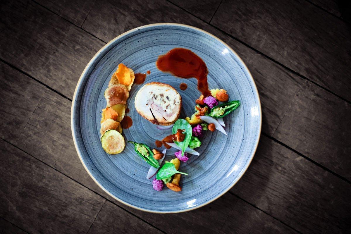 Fin Gourmand Dish 2